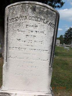 Elizabeth Wright Betsy Greenland
