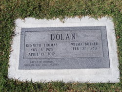 Kenneth Thomas Dolan