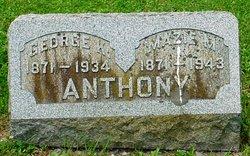 Mary D Mazie <i>Morey</i> Anthony