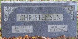 Alice <i>Gibson</i> Christensen
