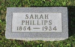 Sarah <i>Porter</i> Phillips