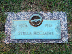 Stella <i>Liebhardt</i> McClaine