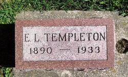 Eddie L Templeton