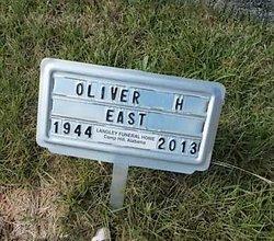 Oliver H. East