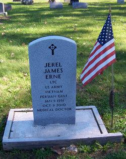 Dr Jerel James Erne