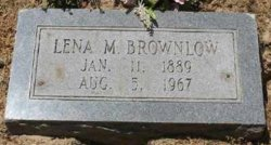 Eva Lena <i>Murchison</i> Brownlow