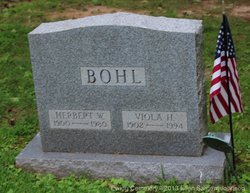 Viola J. <i>Hill</i> Bohl