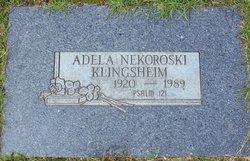 Adela <i>Nekoroski</i> Klingsheim