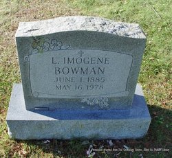 L. Imogene Bowman