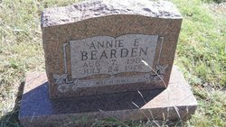 Annie E. Bearden