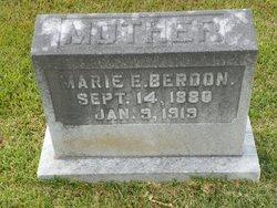 Marie E <i>Halpin</i> Berdon