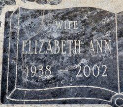 Elizabeth Ann Baker