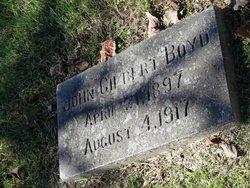 John Gilbert Boyd