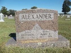 Richard M Alexander