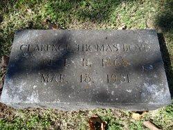 Clarence Thomas Boyd