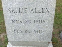 Sallie Allen