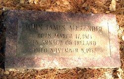 John James Alexander