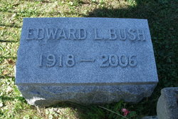 Edward L Bush