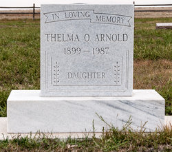 Thelma Olive <i>Wilkins</i> Arnold
