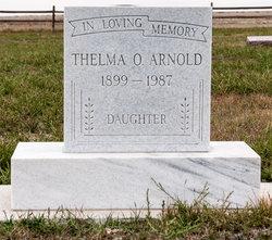 Thelma Olive <i>Wilkins</i> Arnold