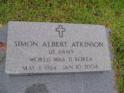 Simon Albert Atkinson