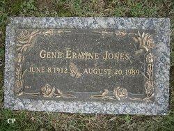Gene Ermine Jones