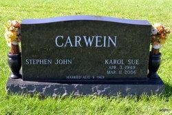 Karol Sue <i>McCarty</i> Carwein
