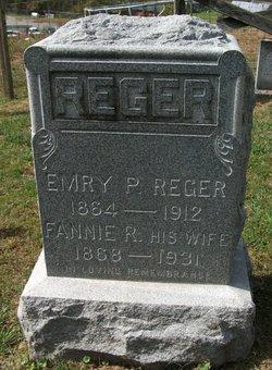 Emory P Reger