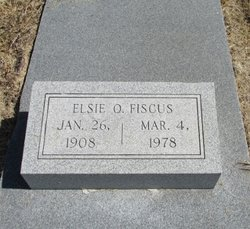 Elsie O <i>Clevy</i> Fiscus