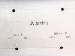Julia <i>Stevens</i> Atherton
