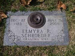 Elmyra R. <i>Johnson</i> Schroeder