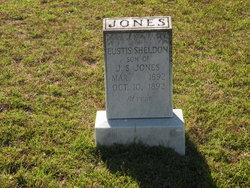Eustis Sheldon Jones