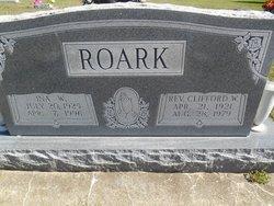 Rev Clifford Warren Roark, Sr