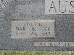 Lola F. <i>Thornton</i> Austin