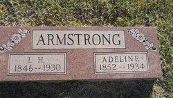 Isaac Huntley Ike Armstrong