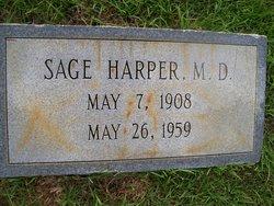 Sage Harper, M.D.