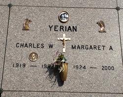 Margaret Ann <i>McAvory</i> Yerian