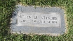 Helen M. <i>Bloomer</i> Attmore
