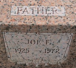 Joe Franklin Brown
