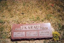 Caroline <i>Semerau</i> Karau