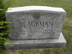 Julia Margaret <i>Correll</i> Blackman