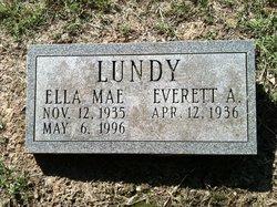Ellen Mae <i>Browning</i> Lundy