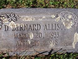 D Bernard Allison