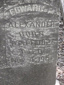 Edward M. Alexander