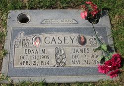 James William Bud Casey