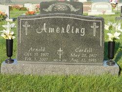 Cordell <i>Ruplinger</i> Amerling