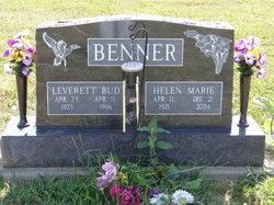 Helen M <i>Disney</i> Benner