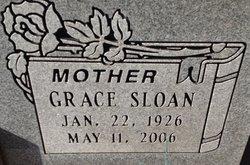 Grace Sloan <i>Babcock</i> Birchett