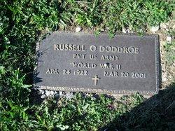 Russell O Doddroe