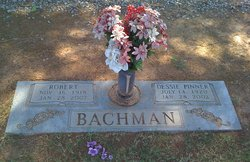 Dessie <i>Pinner</i> Bachman